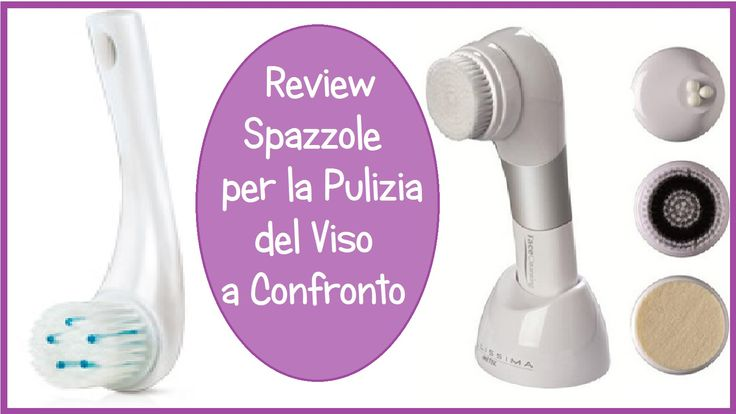 Review Face Cleansing Brush - Spazzole per la Pulizia del Viso - IMETEC,...