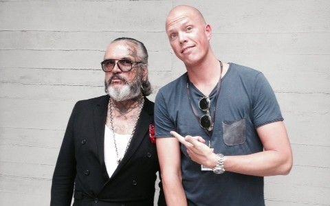 Berlin Fashion Week | Summer 2014 | Premium | Rasmus meets Sven Marquardt