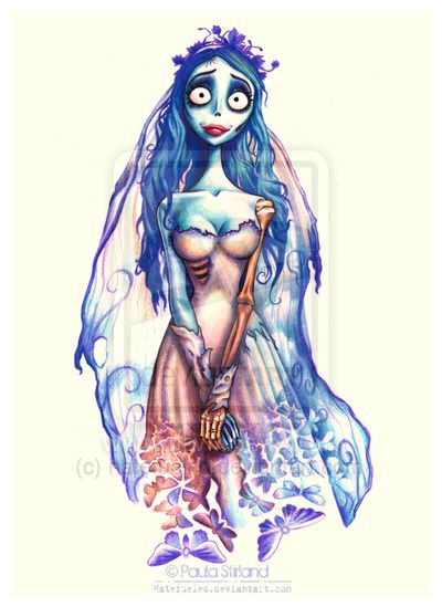 Corpse Bride Design by hatefueled.deviantart.com on @deviantART