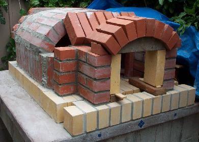 Brian's Brick Oven Folly