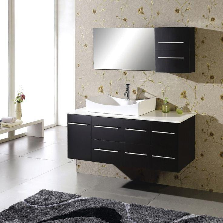 Mind Blowing Floating Bathroom Vanity