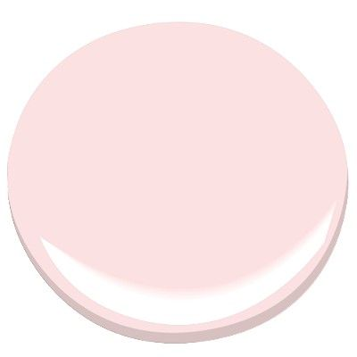 pink fairy 2006-70 Paint - Benjamin Moore pink fairy Paint Color Details