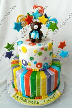 Картинки по запросу торт на день рождения мальчику 1 год