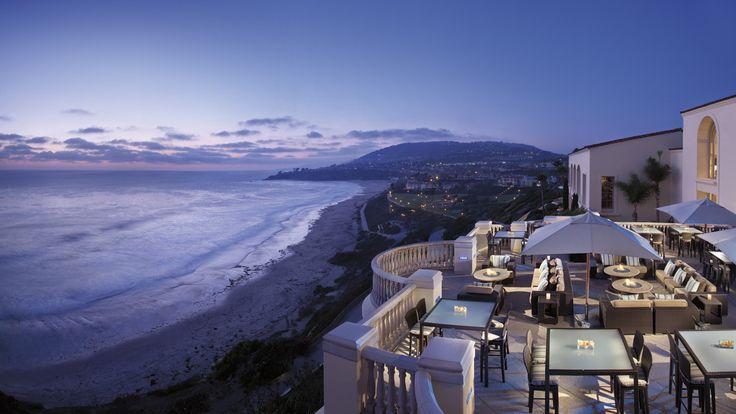 - The breathtaking California coast at The Ritz-Carlton, Laguna Niguel