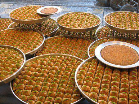 Persian Baghlava