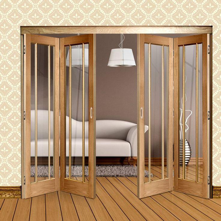 322 best Internal Folding Doors images on Pinterest | Door sets ...