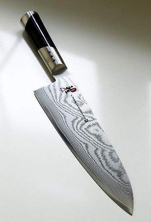 The best - Japanese chef's knife.