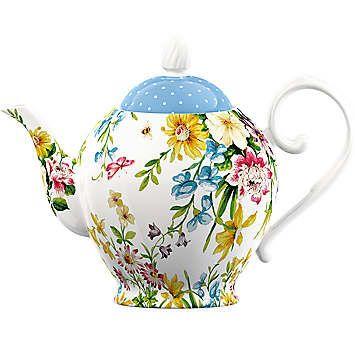 Katie Alice English Garden Teapot  £25.00