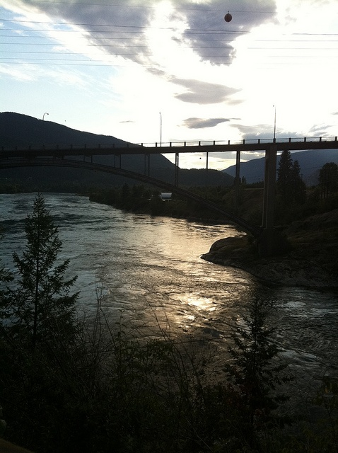 Castlegar Bridge, BC - 2011