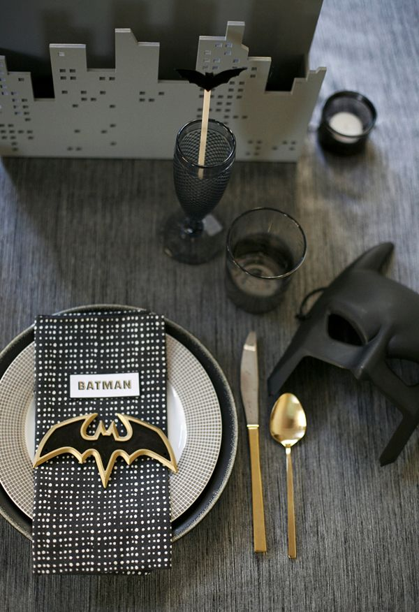 A Halloween Tabletop :: Going Gotham