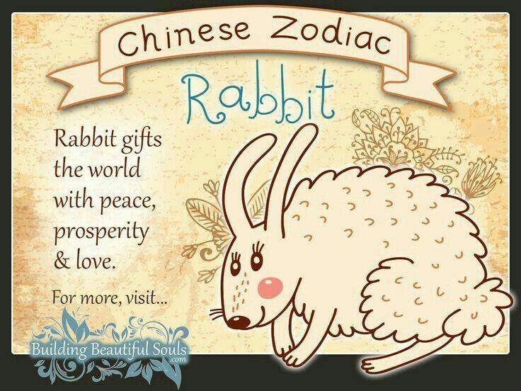 Chineszodiac Rabbitzodiac Chinese Zodiac Rabbit Zodiac Year Of The Rabbit