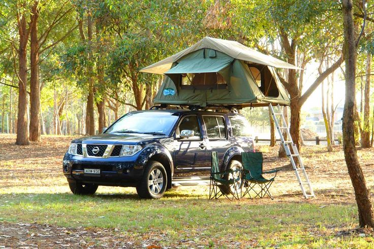 New Rooftop Tents Australia