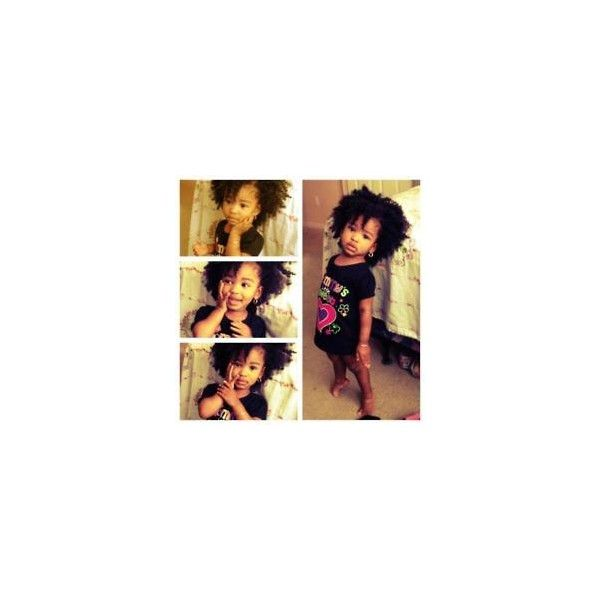 Kids With a Dope of Swag! ❤ liked on Polyvore