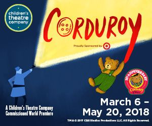 Win Tickets to Corduroy at Children's Theatre Company. #ad  Enter by 3/4/18 at https://carver.macaronikid.com/articles/5a8dcf0a583d4731eded87b5/win-tickets-world-premiere-of-corduroy-at-childrens-theatre-company  #Giveaway #MN #Minnesota #Corduroy