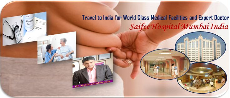 Saifee Hospital Mumbai India offers Nonprofit bariatric Surgery For heavy weight Survivors