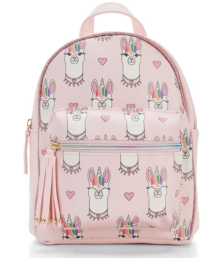 Shop for Omg Accessories Girls Rainbow Unicorn Llama Mini