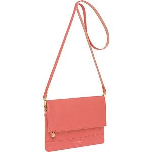 Bueno Contrast Flap Over Bag | Oroton Mobile