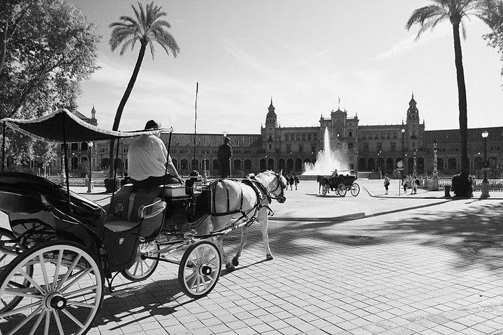 #Plaza di Spagna - #Siviglia. Capodanno con Four Seasons, tra Cultura e Natura, ESPLORANDO l'Andalusia tra Siviglia e Granada