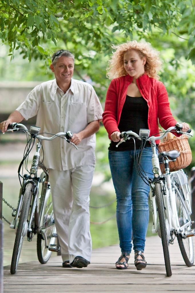 Gepida e-bikes and pedelecs from Reaction Electric