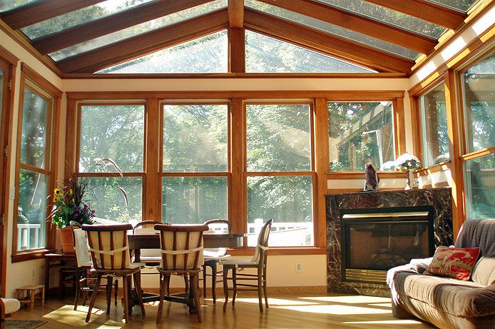 11 best 4 season rooms images on pinterest sunroom for Room addition ideas