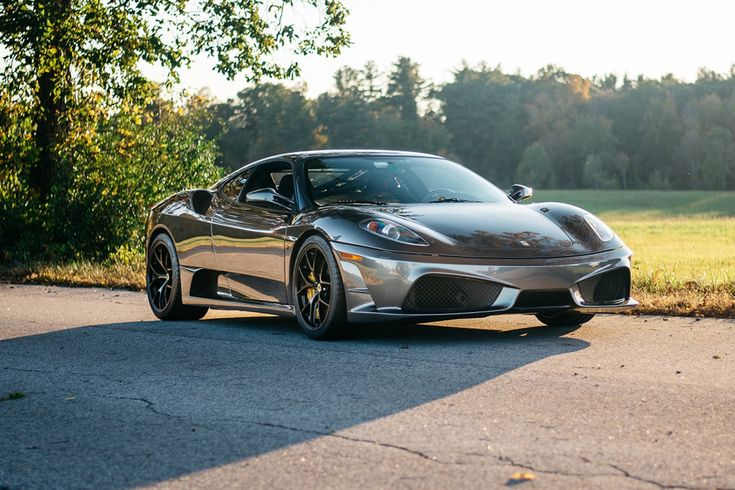 Just Listed: 2007 Ferrari F430 with Six-Speed Manual Transmission | Automobile Magazine  ||  If you want to relive the glory days when Ferrari still offered a manual transmission, check out Bring a Trailer's 2007 Ferrari F430 up for grabs. http://www.automobilemag.com/news/just-listed-2007-ferrari-f430-six-speed-manual-transmission/?utm_campaign=crowdfire&utm_content=crowdfire&utm_medium=social&utm_source=pinterest