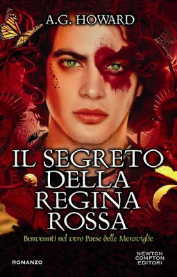 """Leggere Romanticamente e Fantasy: Anteprima: """"Il segreto della Regina Rossa"""" di A.G...."""
