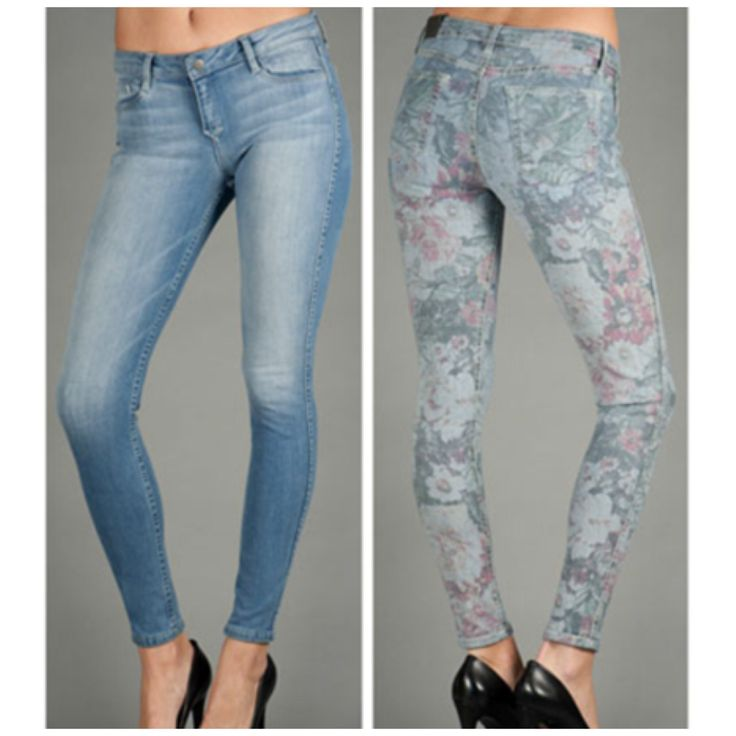 Reversible #BlueLab jeans at #NICCI