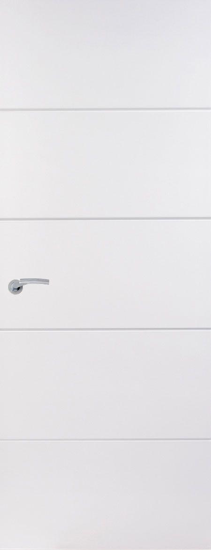 Premdor Premium Horizontal 4 Line Moulded Doors
