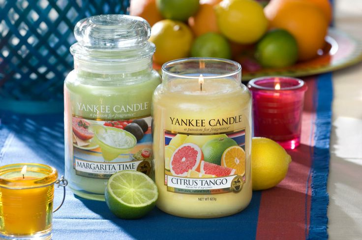 Yankee Candle Beach Party Nyheter Sommaren 2014 i begränsad upplaga!  #MargaritaTime # CitrusTango #YankeeCandle #BeachParty #Summer2014  Håll utkik på www.yankeecandle.se