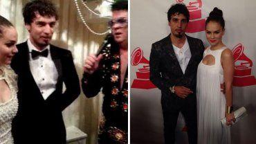Dante Spinetta y Luz Cipriota se casaron en Las Vegas | Infoshow - Teleshow