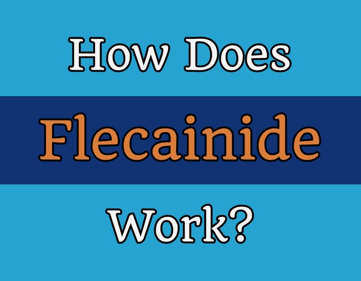 Flecainide works to control the rhythm of the heart by inhibiting fast sodium channels and reducing the conduction and contractility of the heart muscle.