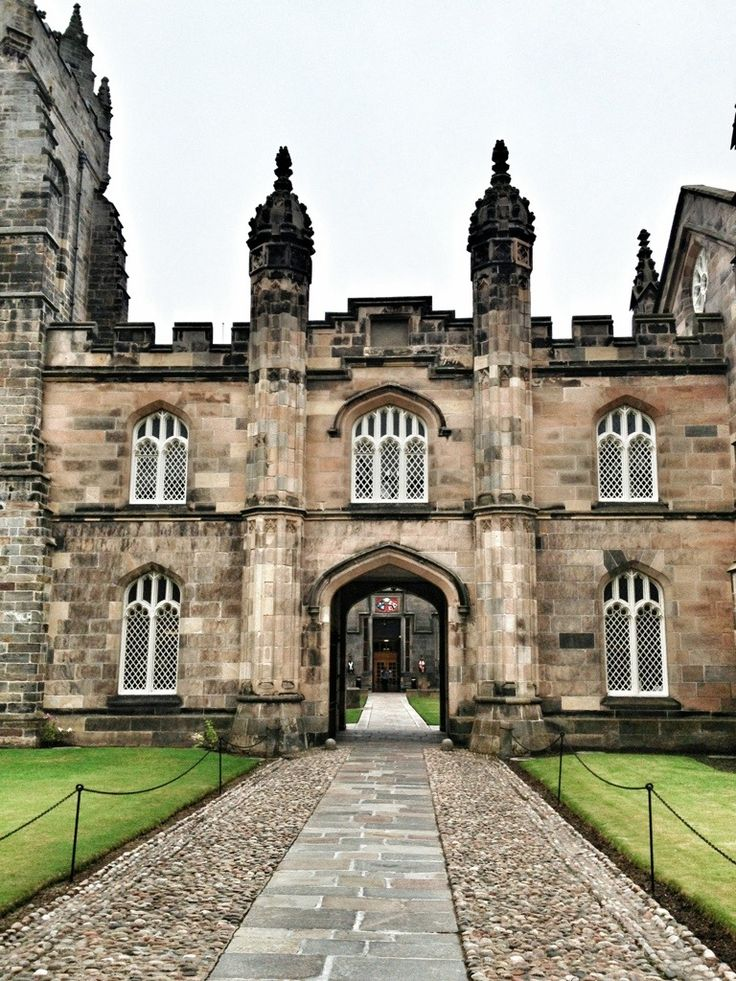 Aberdeen, Scotland, Kings' College