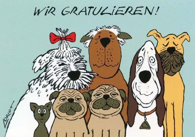 Loriot - Wir Gratulieren! Geburtstag