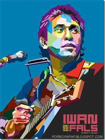 Iwan Fals, Indonesian Folk Singer