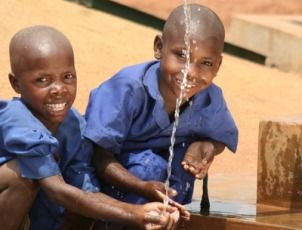 In the last 30 years, WaterAid has brought clean, safe water to over 17 million people.
