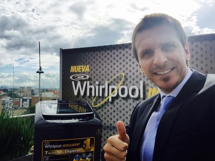 Alejandro Toscano, Institutional Relations Manager, Whirlpool Latin America