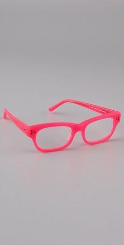spectacles.: Glasses Pink, Pink Glasses Frames, Williamson Optical, Ladies Glasses Frames, Accessories, Matthew Williamson, Pink Frames Glasses