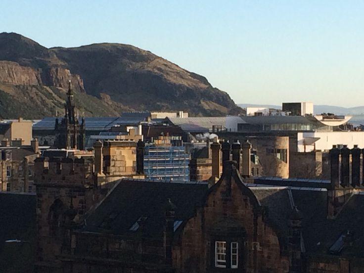 Edinburgh a beautiful city