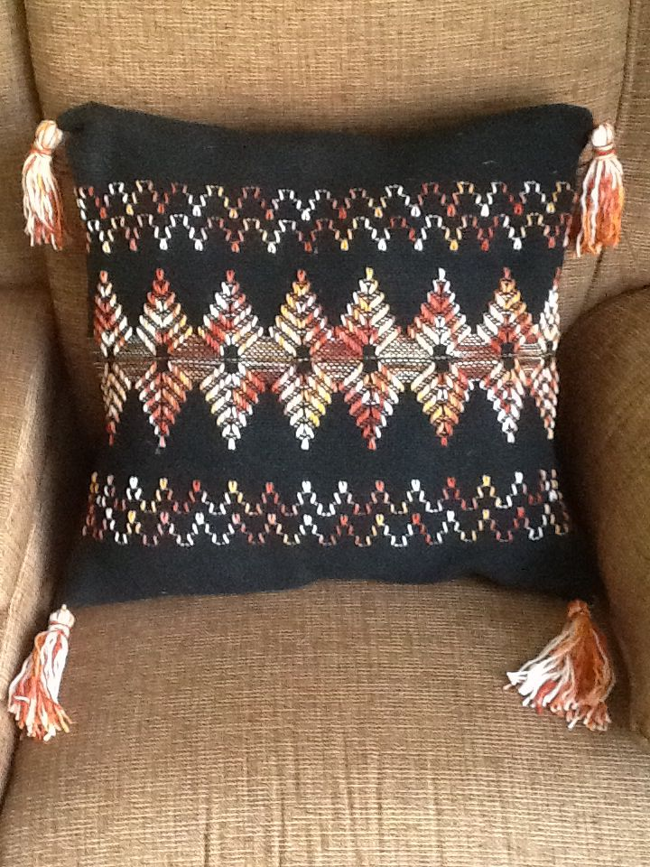 Swedish Weave Cushion