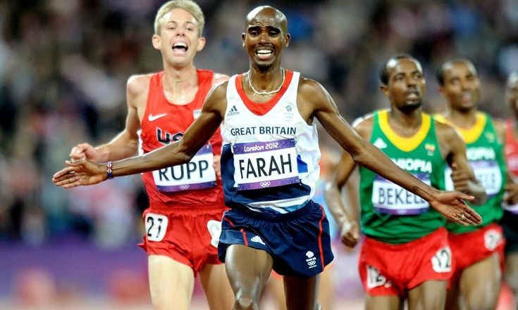 """Fellow athletes put Mo Farah's """"missed drugs tests"""" into context"""
