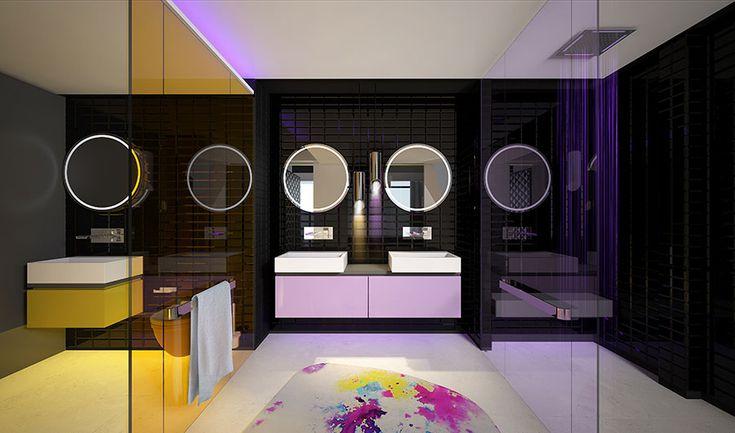 Oceana Residence - Bathroom