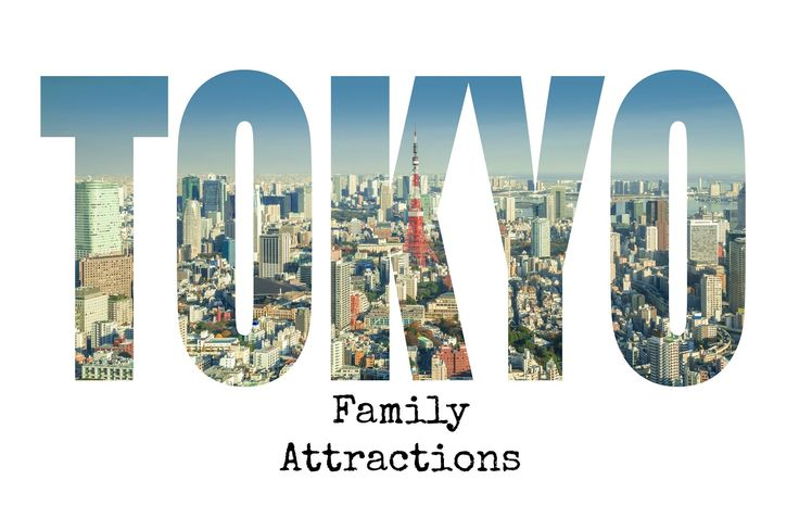 Tokyo Travel Blog : Top 20 Family attractions in Tokyo