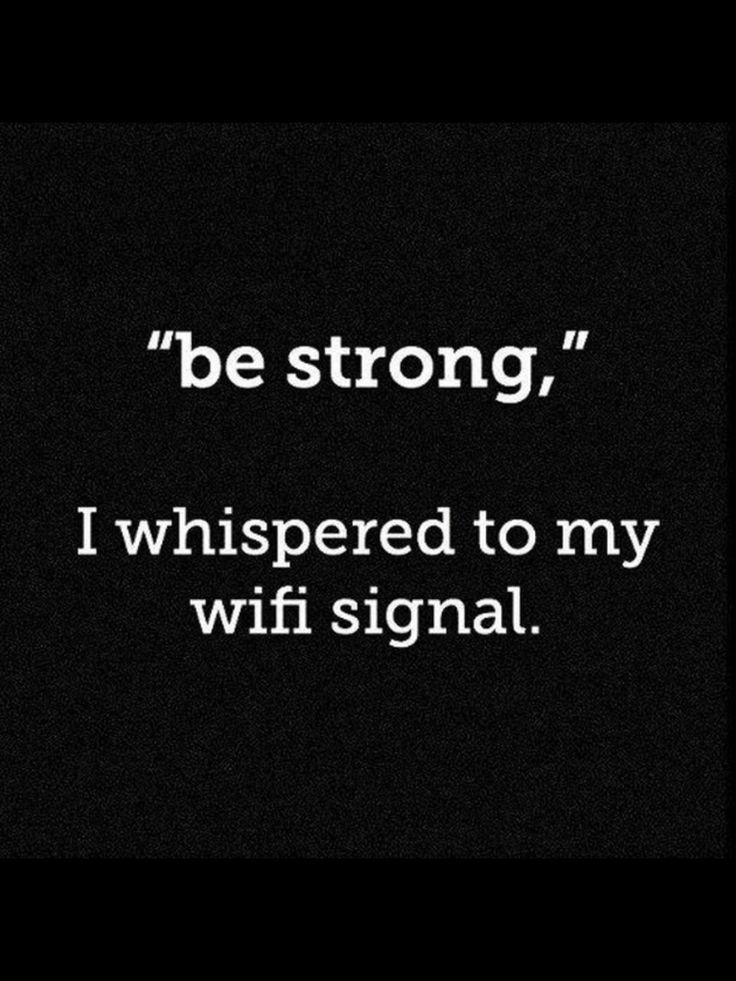 Wi-fi problems