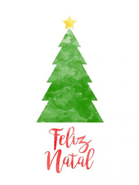 Poster - Feliz Natal