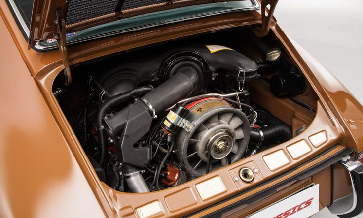 Porsche 911 2.4 S For Sale - Engine and Transmission 2