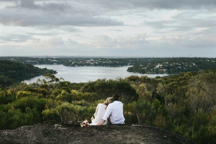 Maggie + Mike Wedding - Audley Dance Hall. Strawberry feilds Sydney Wedding Photographers