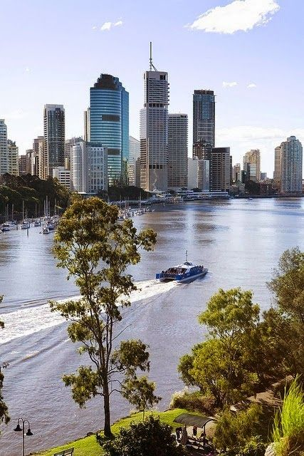 Brisbane, Australia  #City_Edge_Apartment_Hotels   #Cityedge    http://www.cityedge.com.au