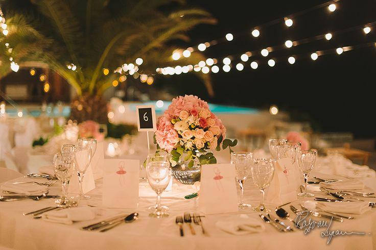 A fairy tale Reception @Santa Marina Resort & Villas