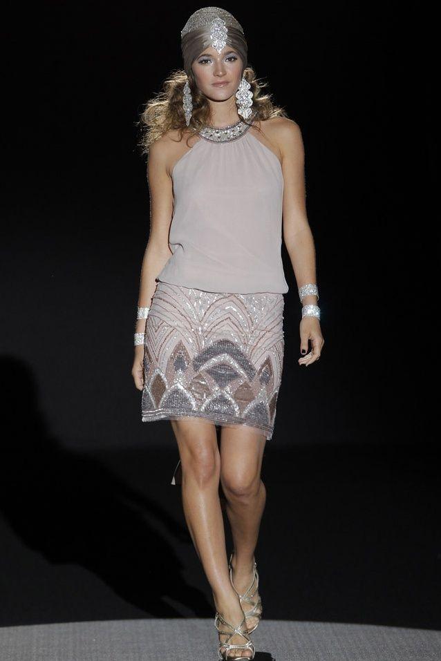 Sonia Peña vestidos de fiesta 2015. Disponible en www.boutiqueclara.com
