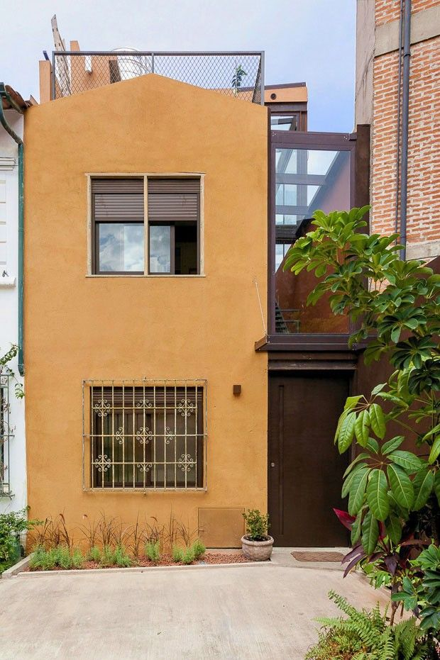 Reforma de casa de vila (Foto: Vivi Spaco / divulgação)